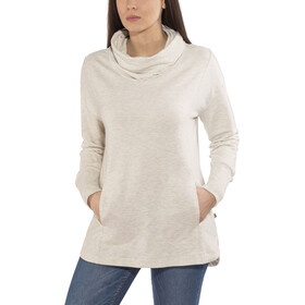 Royal Robbins Channel Island Pullover Mujer, oatmeal heather